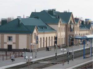 Дожинки 2010. Реконструкция вокзального комплекса ст. Лида