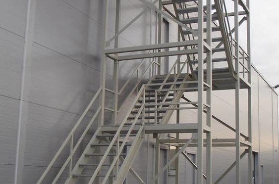 лестница пром
